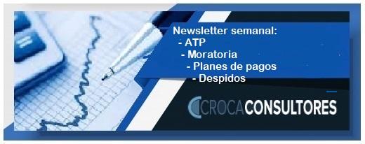 Newsletter novedades tributarias al 31/07/20