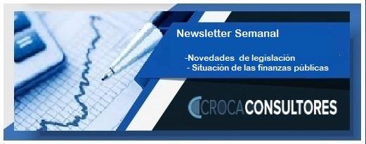 Newsletter semana al 07/08/2020