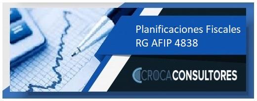 Régimen de Información de Planificaciones Fiscales RG AFIP 4838 – Aspectos comparativos con otras legislaciones